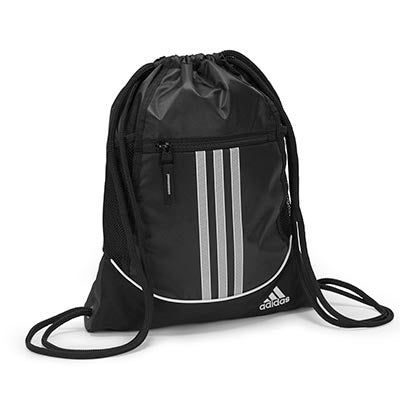 Adidas Alliance II black sackpack