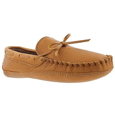 SoftMoc Men's 1471 cork leather moccasins