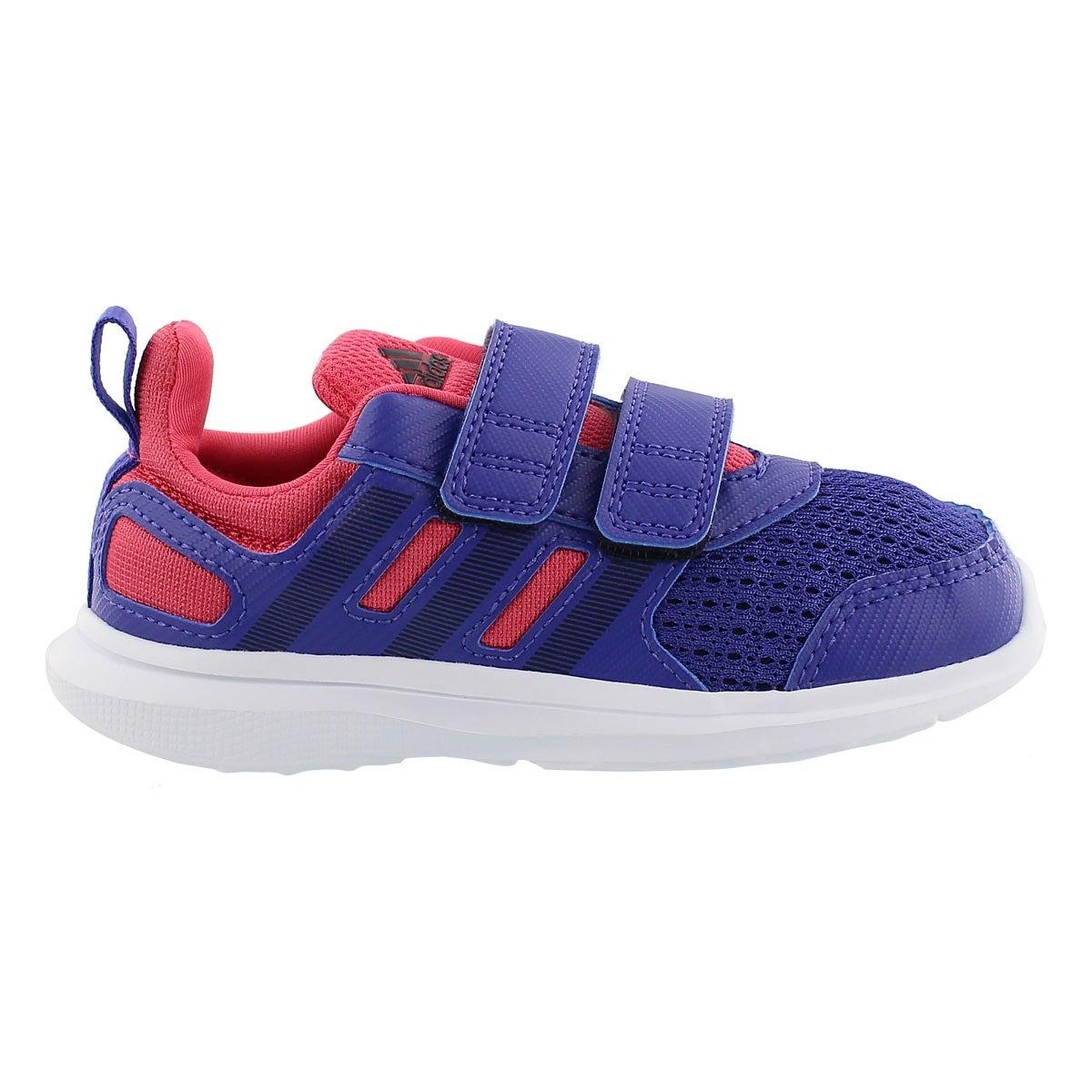 Infs Hyperfast 2.0 blu/pink running shoe