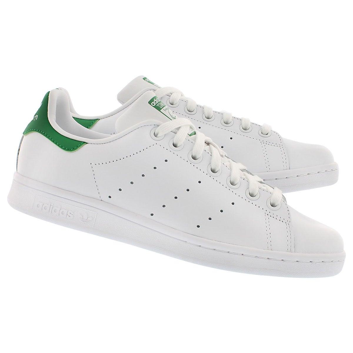 Espadrille STAN SMITH, blanc/vert, femme