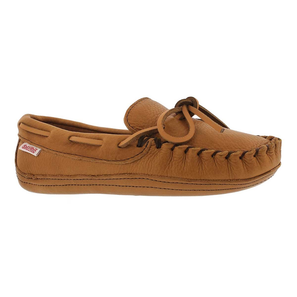 Women's 2471 cork leather moccasins
