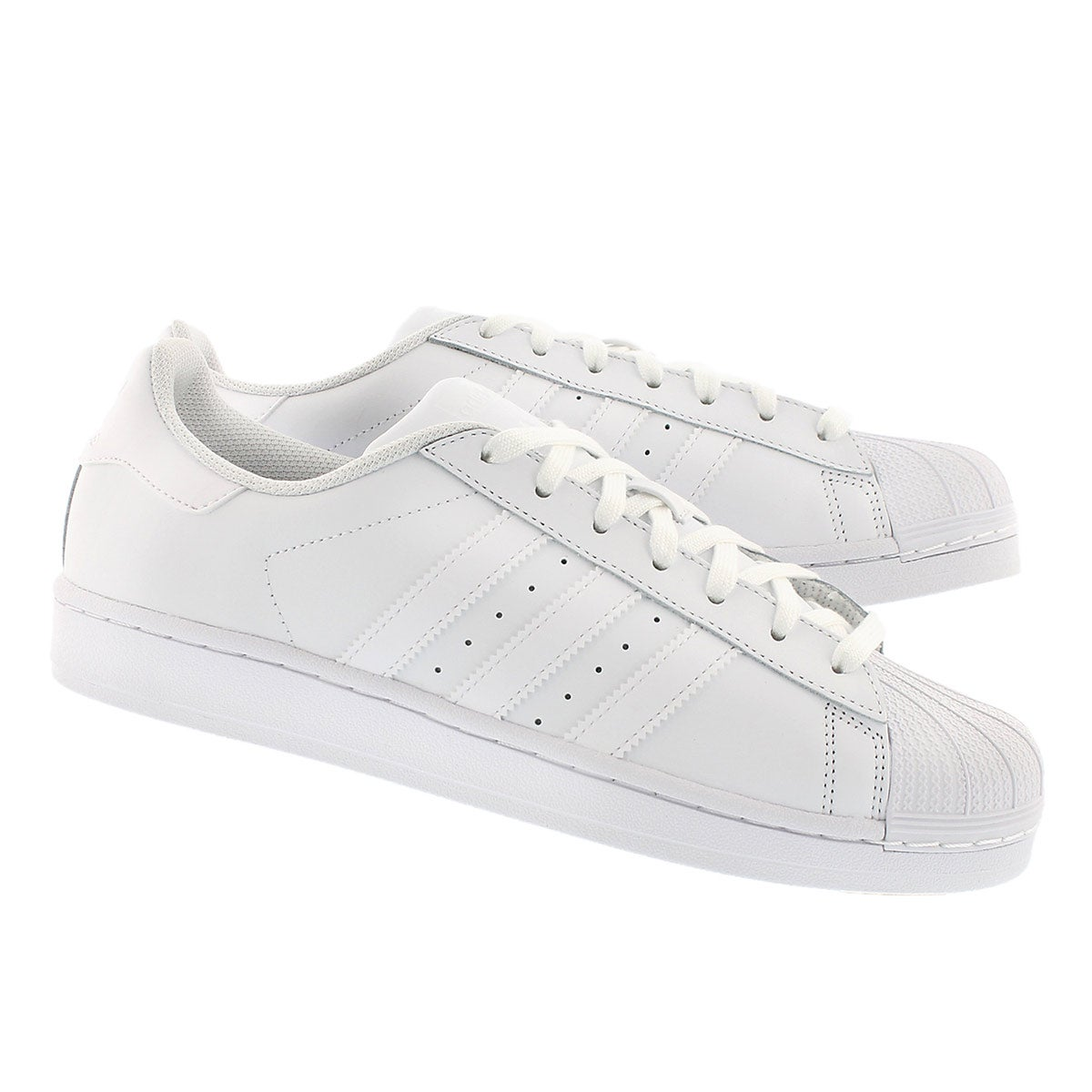 Mns Superstar wht/wht fashion sneaker