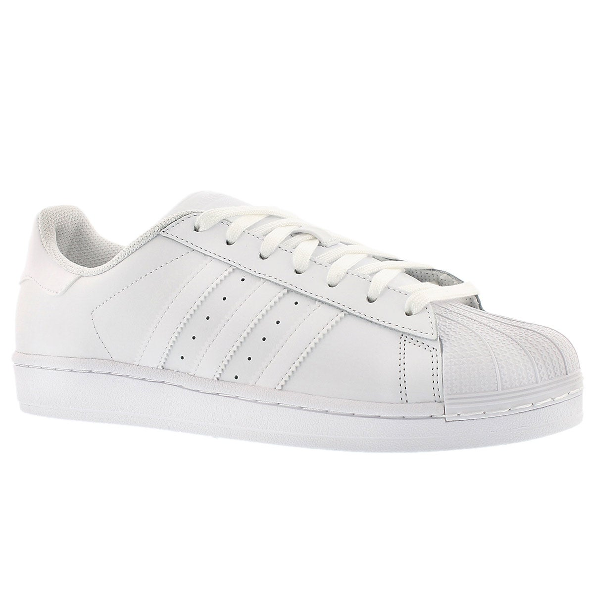 Men's SUPERSTAR white/white fashion sneakers