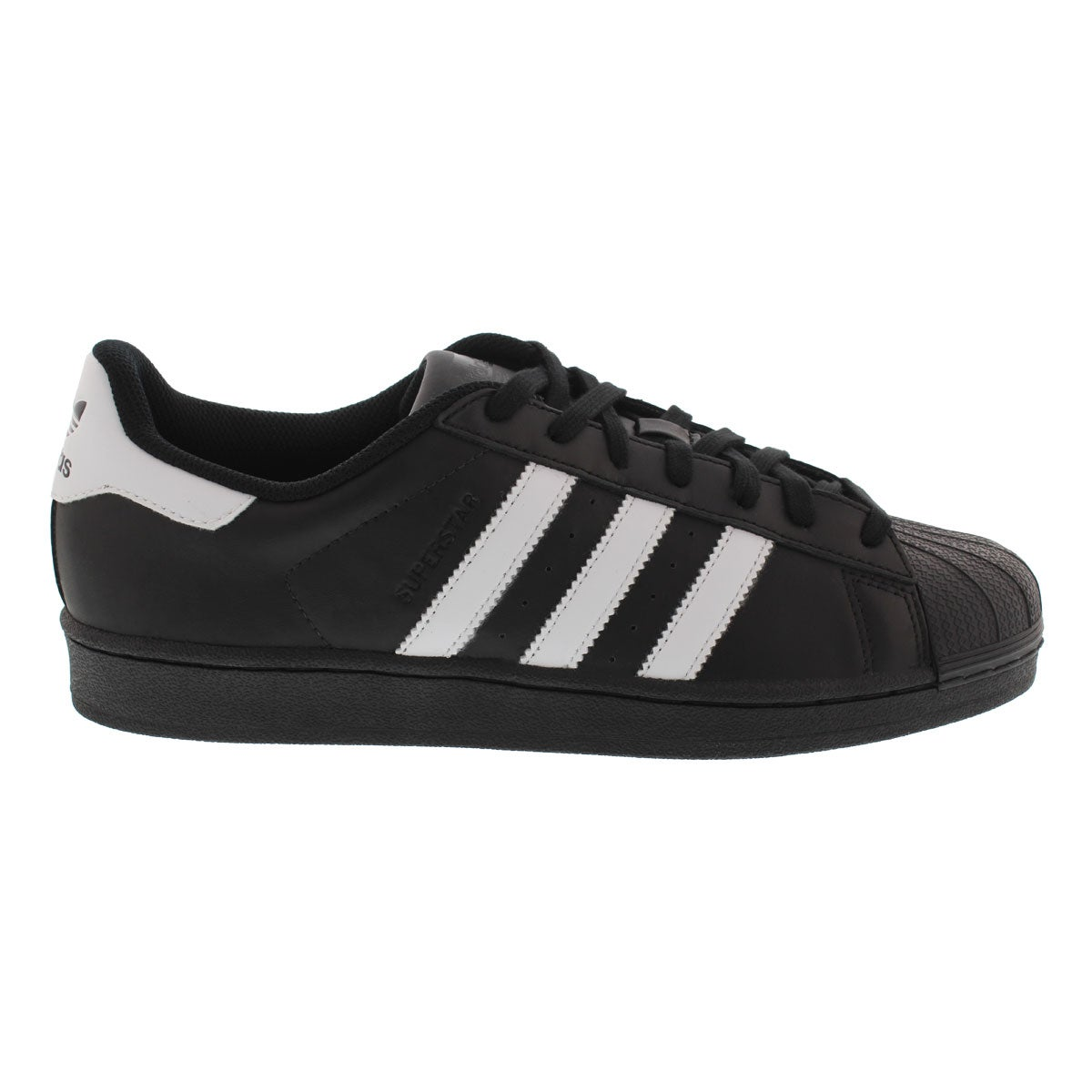 Mns Superstar blk/wht fashion sneaker