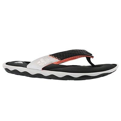 Adidas Sandales ANYANDA FLEX THONG, noir, femmes