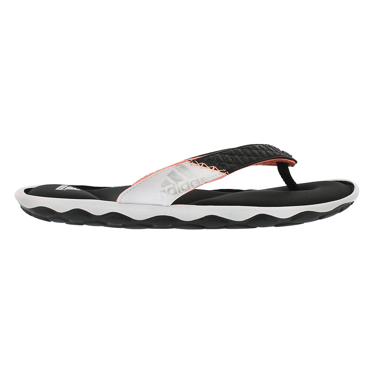 Lds Anyanda Flex Thong black sandal
