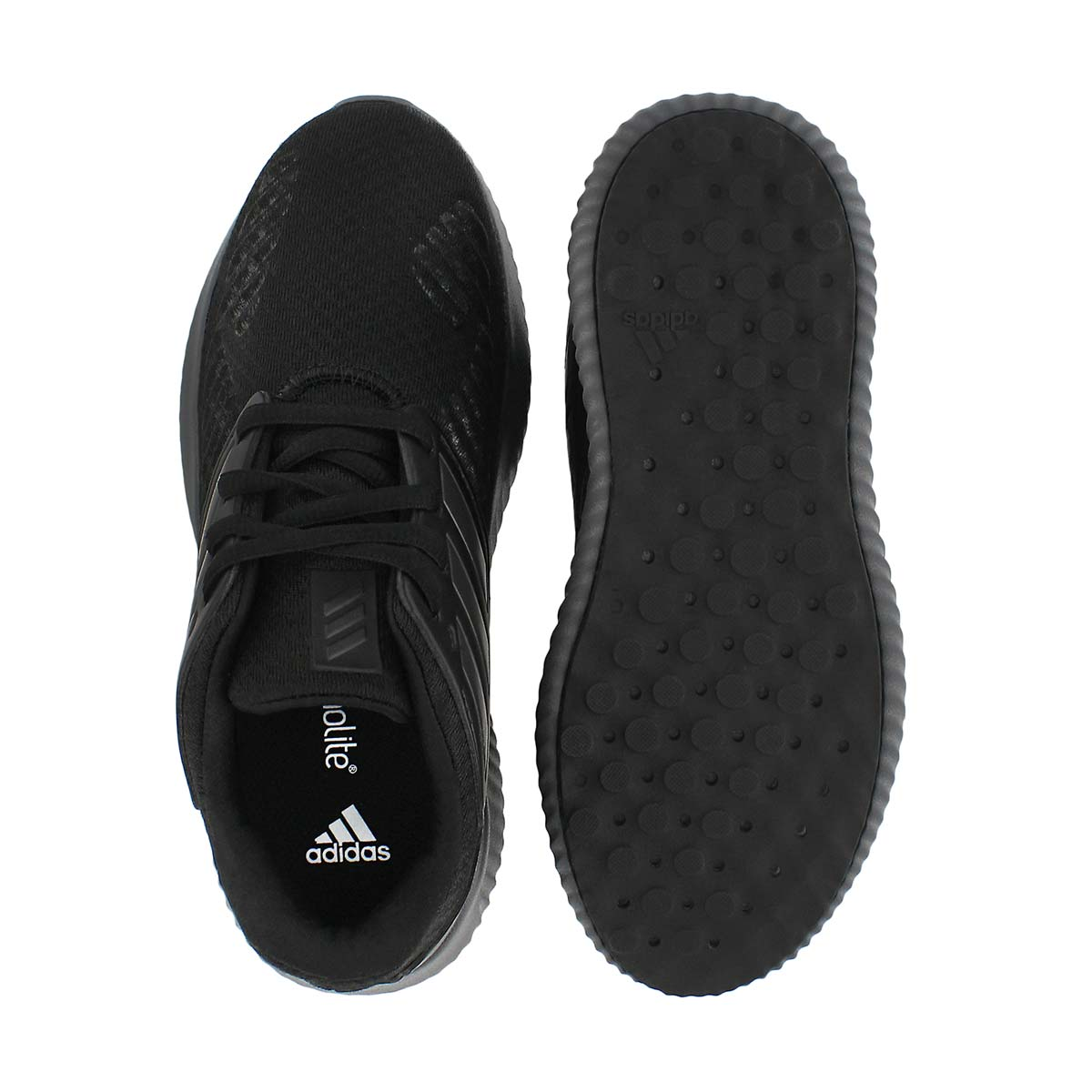 Bys Alphabounce RC xJ blk/gry sneaker