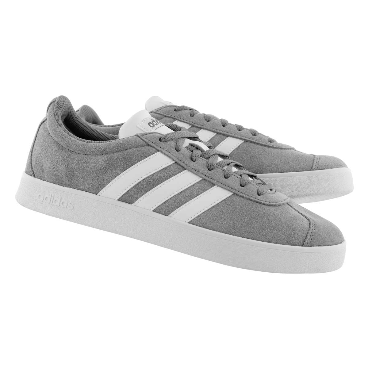Mns VL Court 2.0 grey/white sneaker