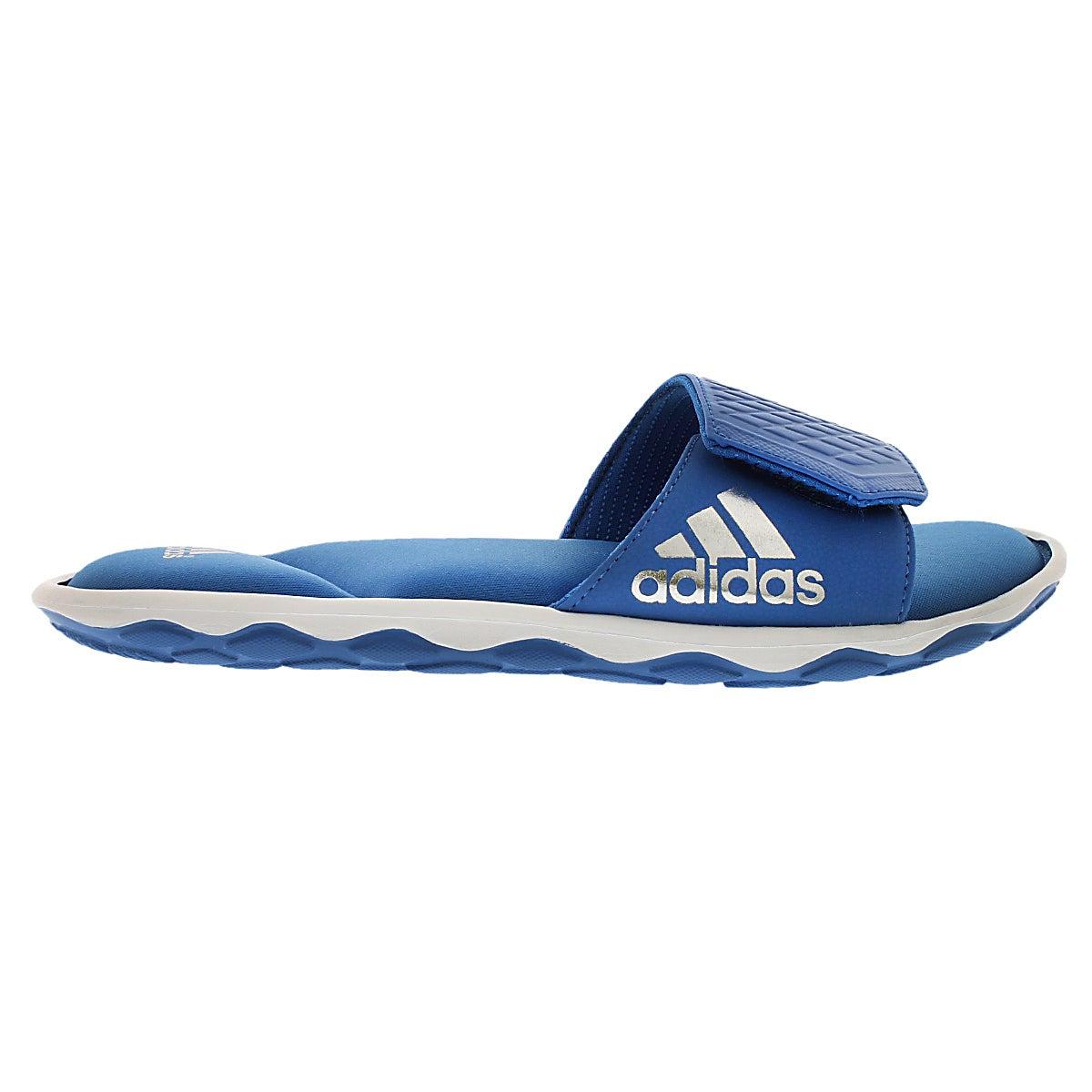 Lds Anyanda blue slide sandal