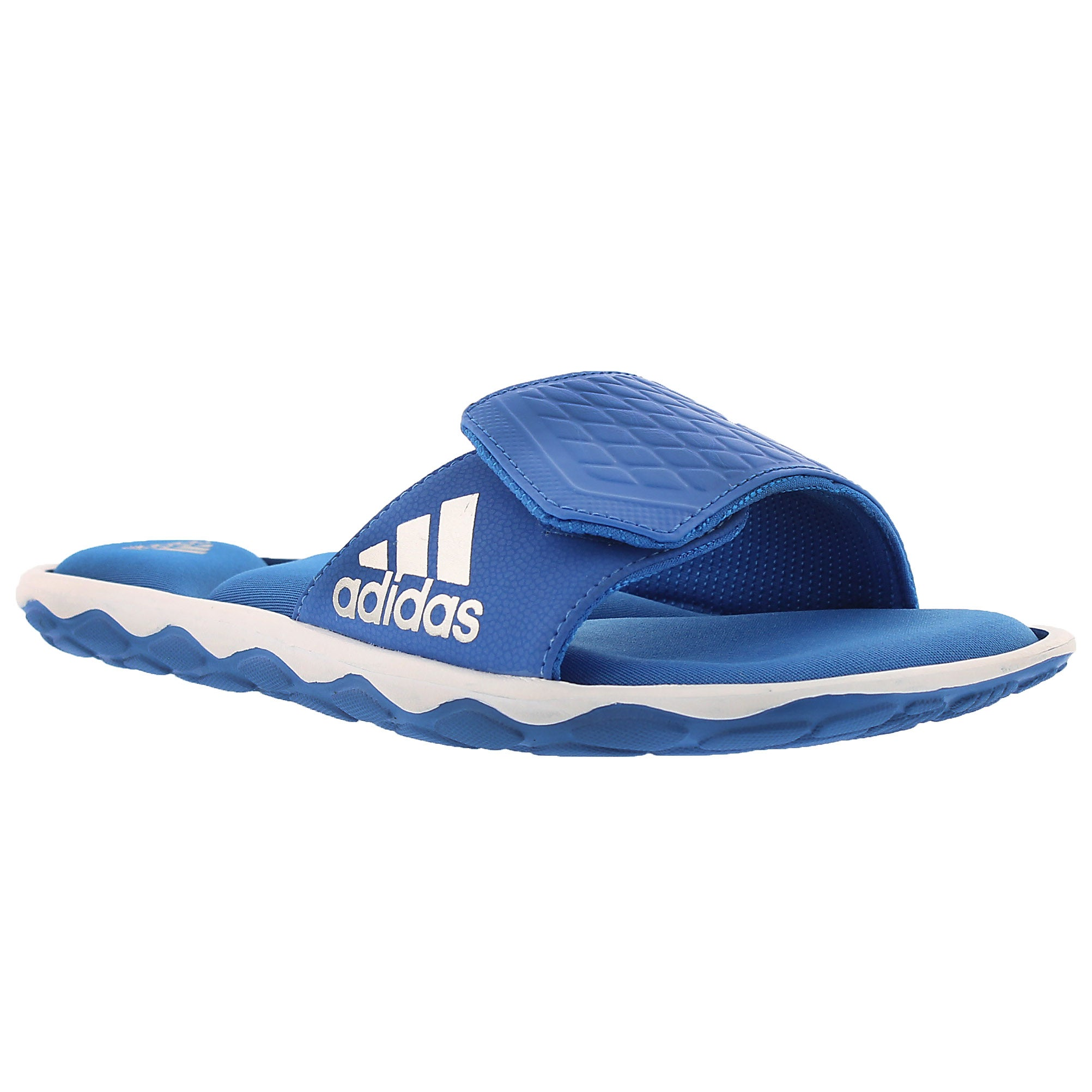 New Beautiful Adidas Superstar II Women Shoes Blue White Adidas Shoes