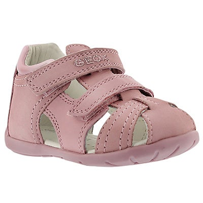 Geox Infants' KAYTAN pink fisherman sandals