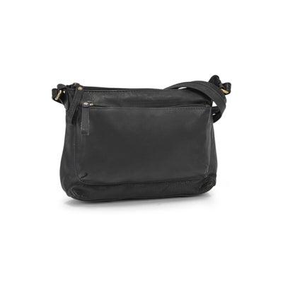 Lds Camile black shoulder bag