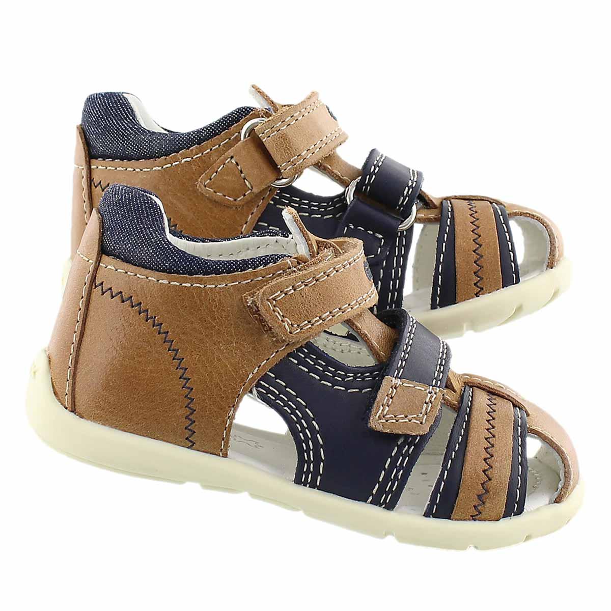 Sandale p�cheur KAYTAN, cara/marine, b�b