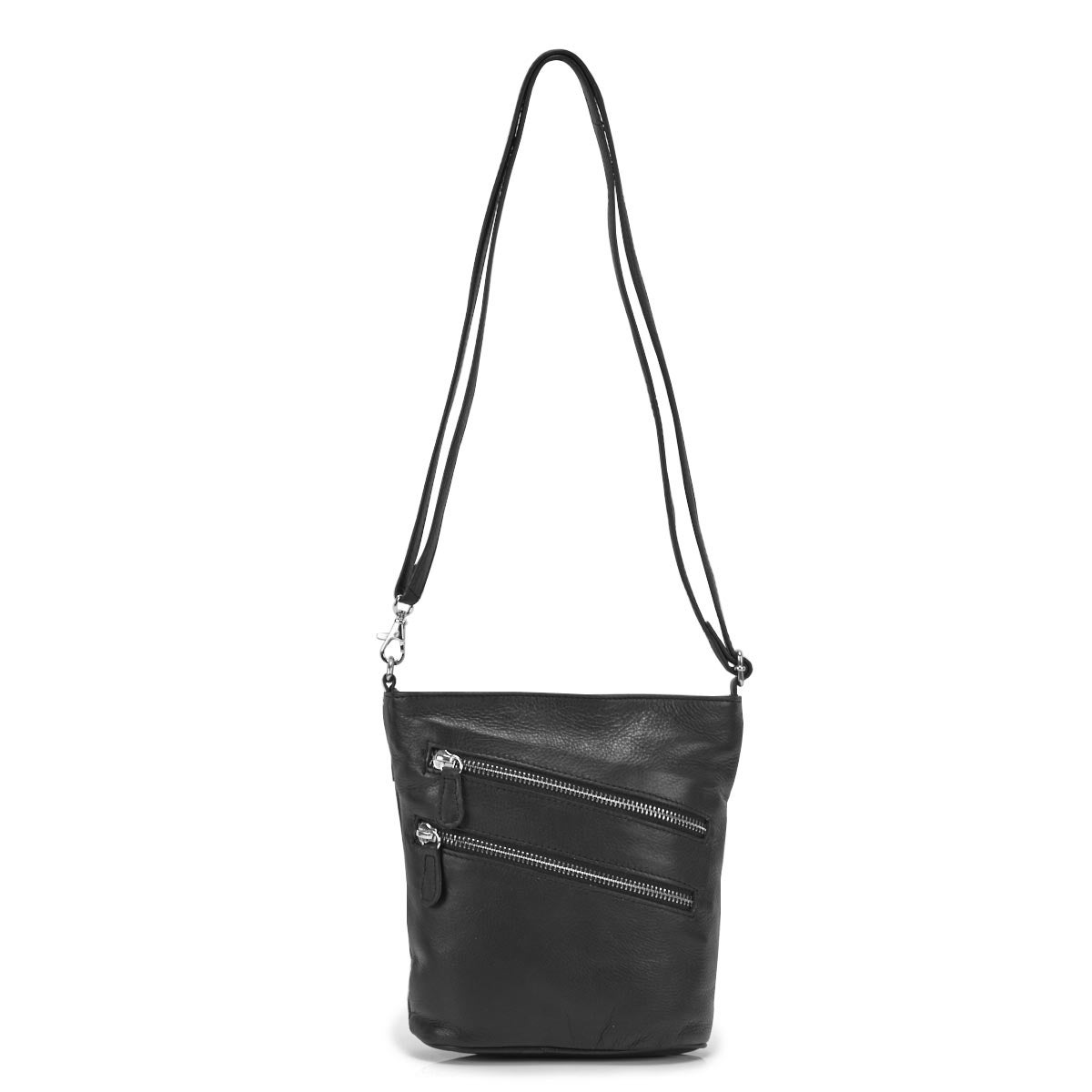 Lds Cassie black crossbody bag
