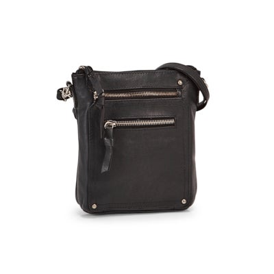 Lds Cassie 2 black crossbody bag