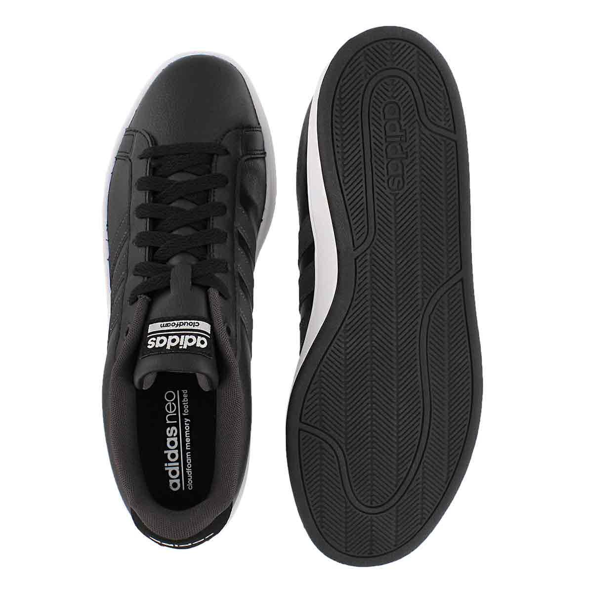 Mns Cloudfoam Advantage black sneaker