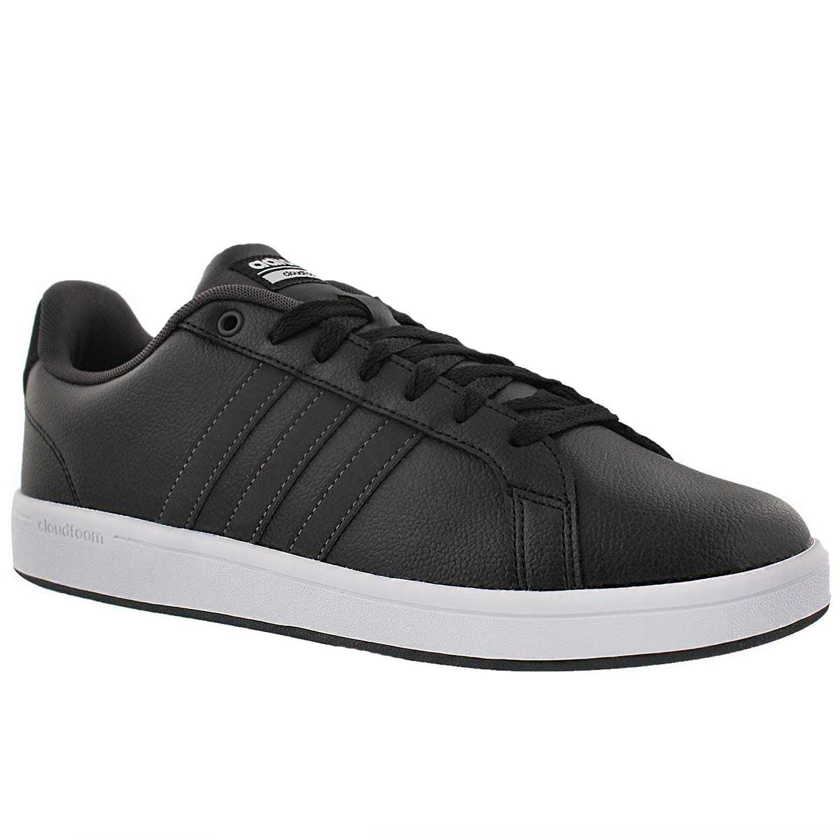Men's CLOUDFOAM ADVANTAGE black sneakers
