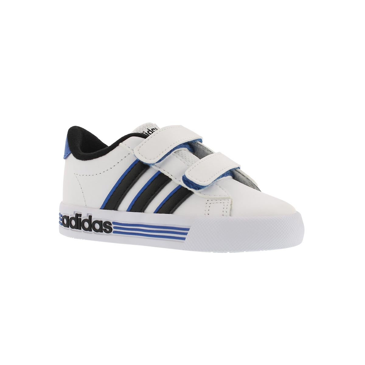 Infants' DAILY TEAM white/blue sneakers
