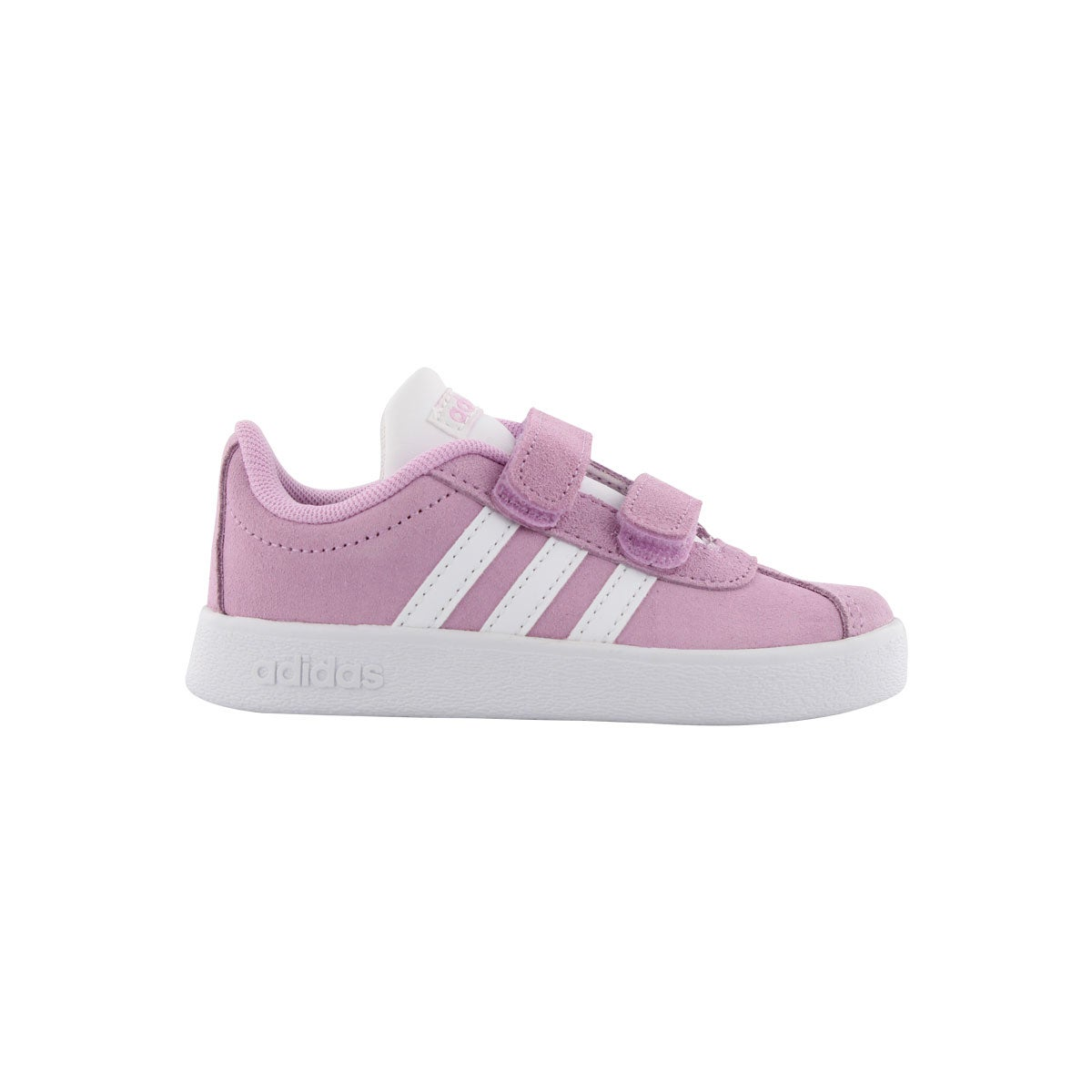 Inf VL Court 2.0 CMF I lilac/wht sneaker