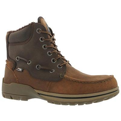 Mns Bainbridge dk brn wtpf winter boot