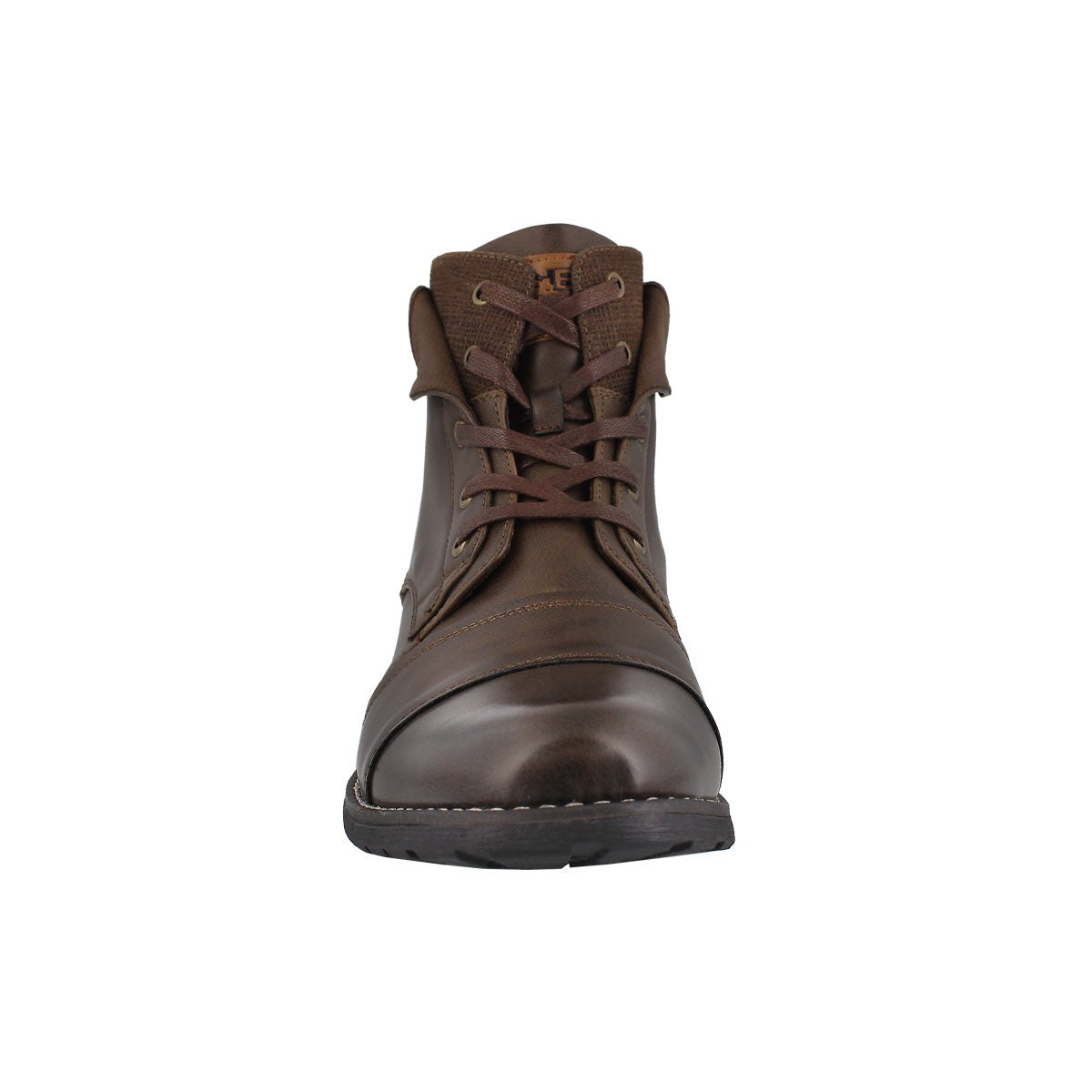 Mns Baker brown lace up ankle boot