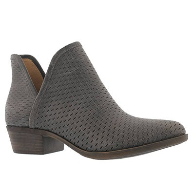 Lds Baley storm slip on bootie