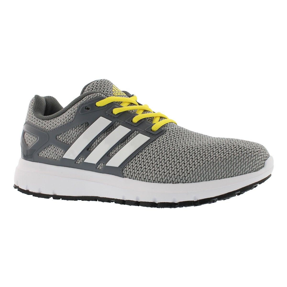Men's ENERGY CLOUD WTC grey/white running shoes