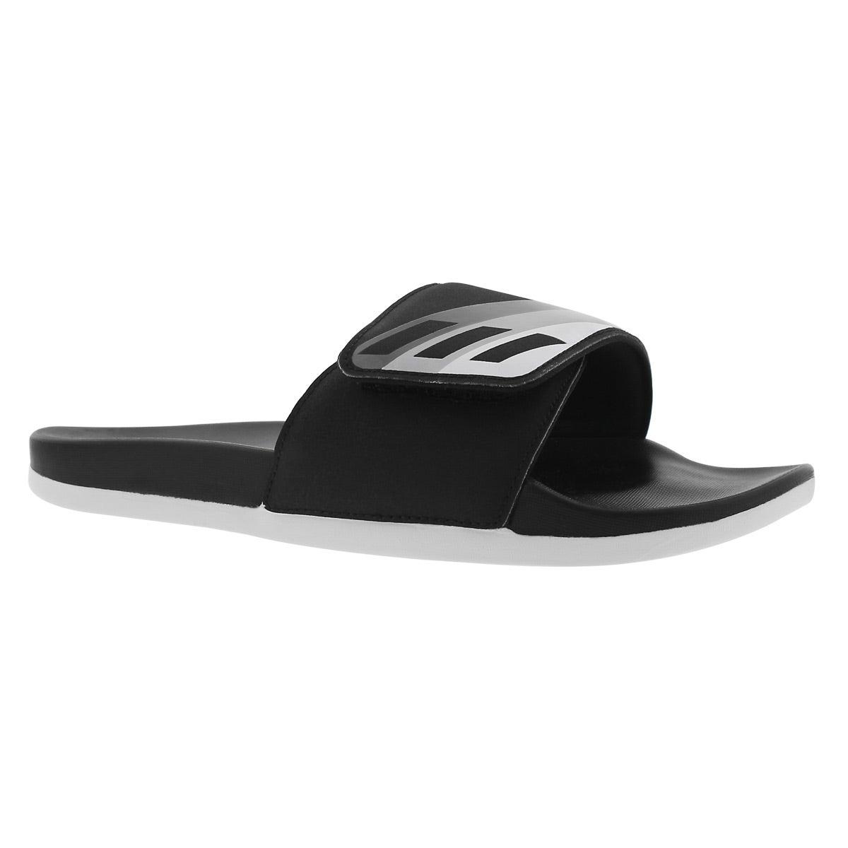 Women's ADILETTE CF ULTRA black adjustable slides