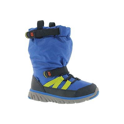 Stride Rite Infants' M2P SNEAKER BOOT blue winter boots