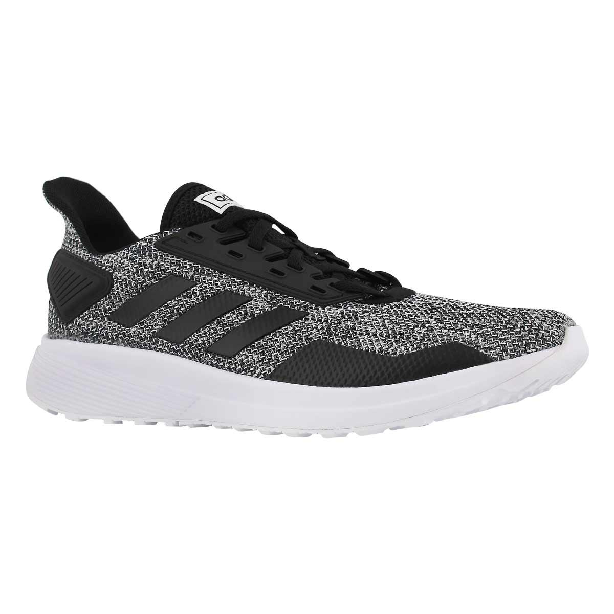 Mns Duramo 9 black running shoe