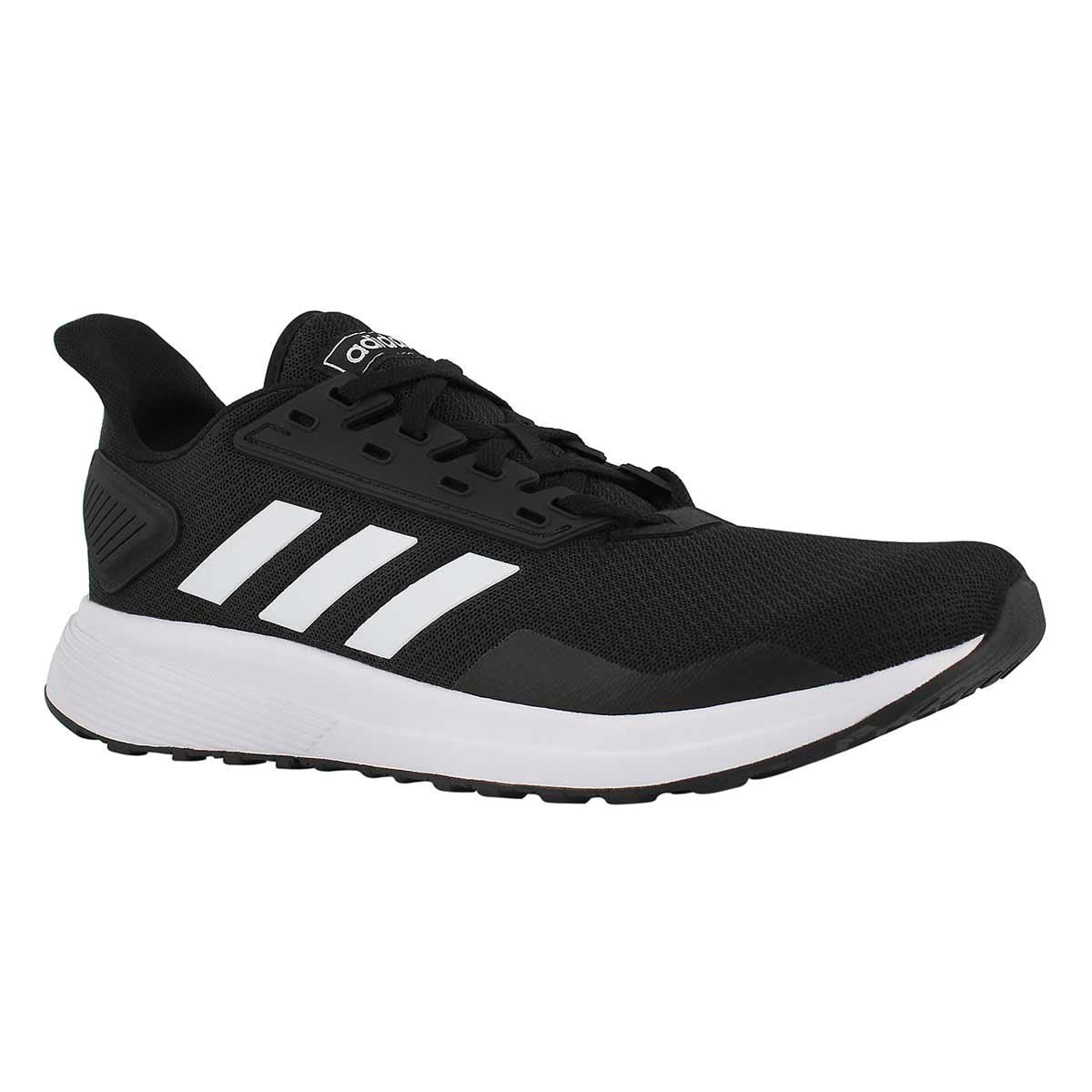 Mns Duramo 9 black/white running shoe