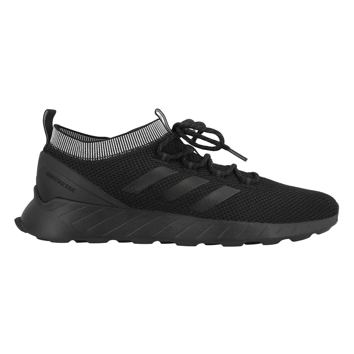 Mns Questar Rise black running shoe