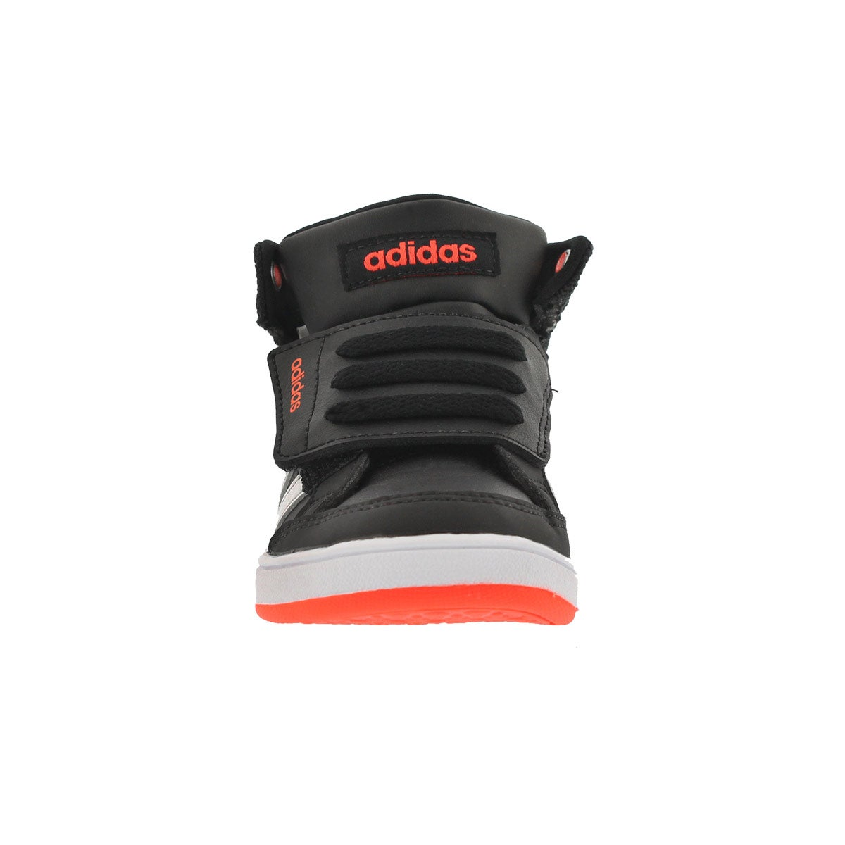 Inf-b HoopsCMF Mid blk/red hightop snkr