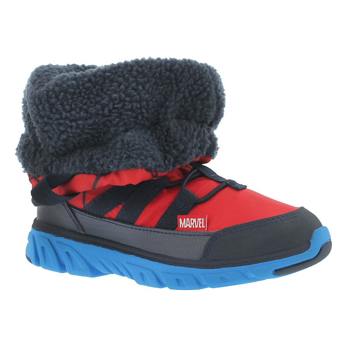 Bys M2P Spiderman red/blu sneaker boot