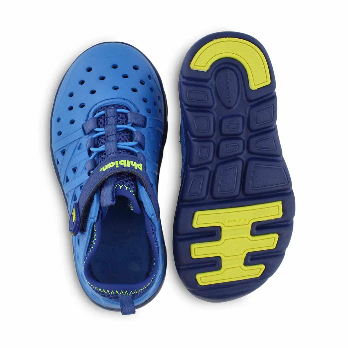 Bys M2P Phibian blue sneaker