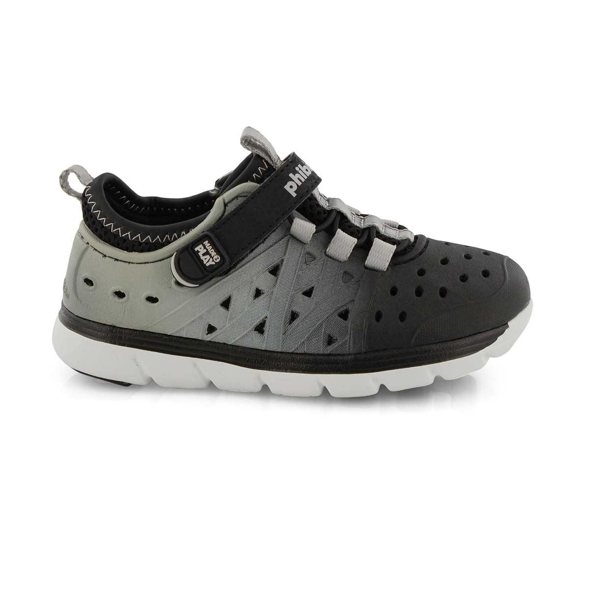 Bys M2P Phibian black/grey sneaker