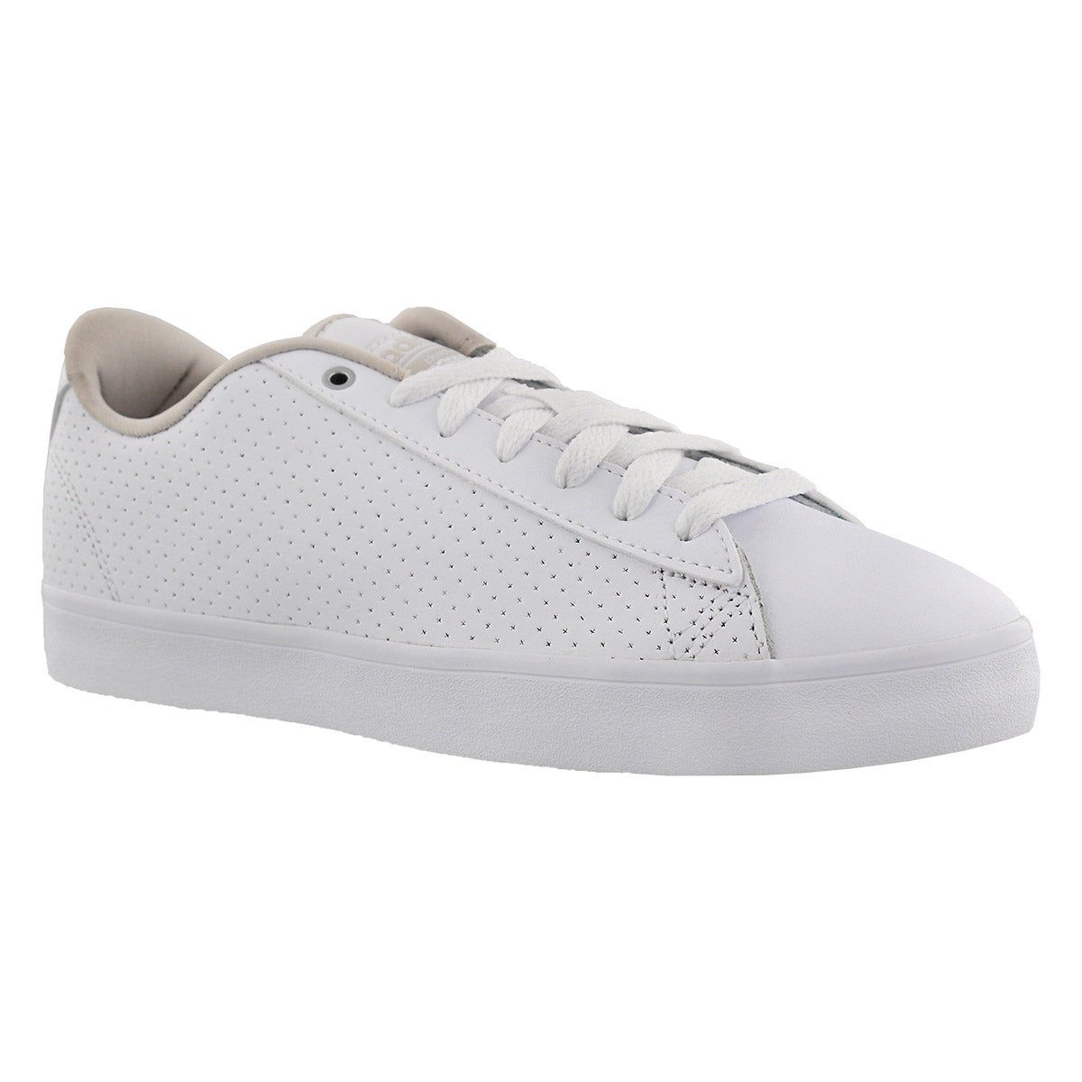 Women's CLOUDFOAM DAILY QT CLEAN white sneakers