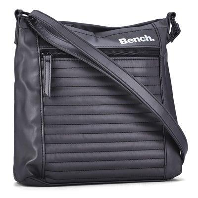Lds BE0021 black crossbody bag