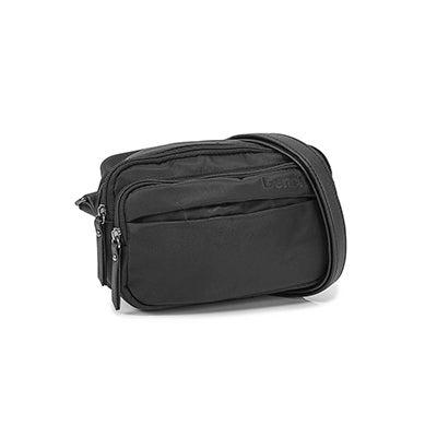 Lds BE0030 black crossbody camera bag
