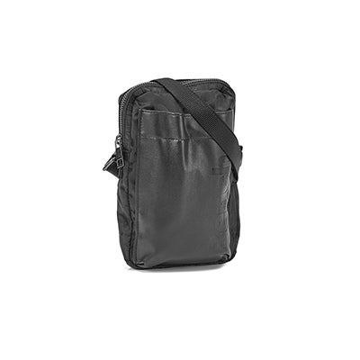 Lds BE0065 black camo mini crossbody bag