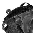 Lds BE0068 black camo tote bag