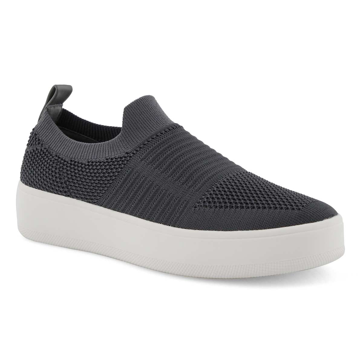 Lds Beale grey slip on fashion sneakers