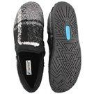 Mns Beaumont black closed back slipper