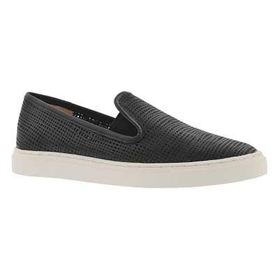 Lds Becker black casual slip on shoe