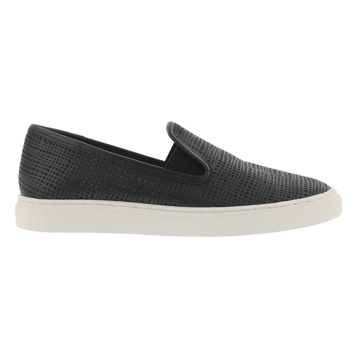Lds Becker black casual slip on shoe