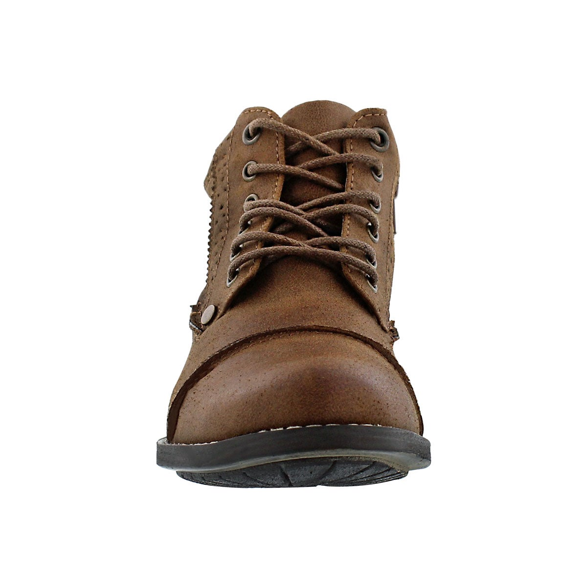 Lds Belicia II brown lace up ankle boot