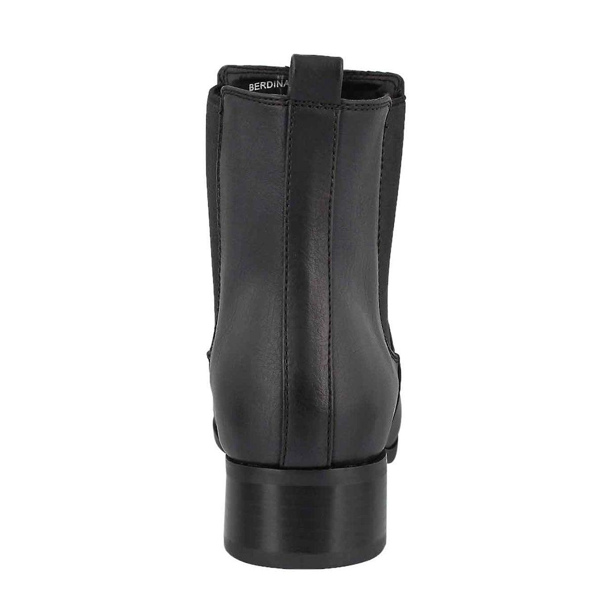 Lds Berdina black chelsea boot