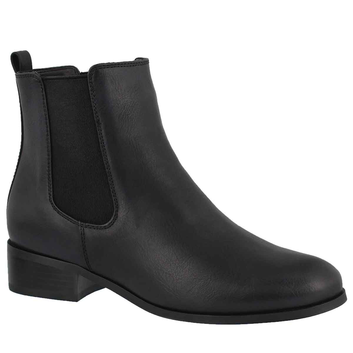 Women's BERDINA black chelsea boots