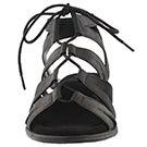 Lds Beyonce black wdg gladiator sandal