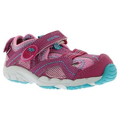 Infs M2P Baby Sandy pink sneaker
